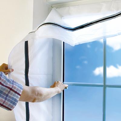 airlock 1000 hot air stop klimager t mobile klimaanlage fensterabdichtung klima ebay. Black Bedroom Furniture Sets. Home Design Ideas